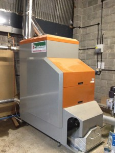 Biomass case study 199k Wood Chip System
